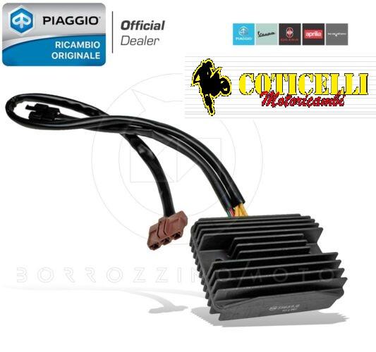 REGOLATORE DI TENSIONE 58086R PIAGGIO BEVERLY CRUISER 500 2007 2008 2009